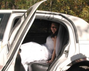 weeding limo services